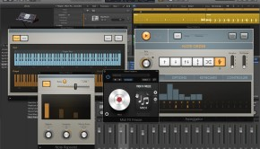 MIDI-плагин AudioCR MIDI FX Freeze for Logic Pro X